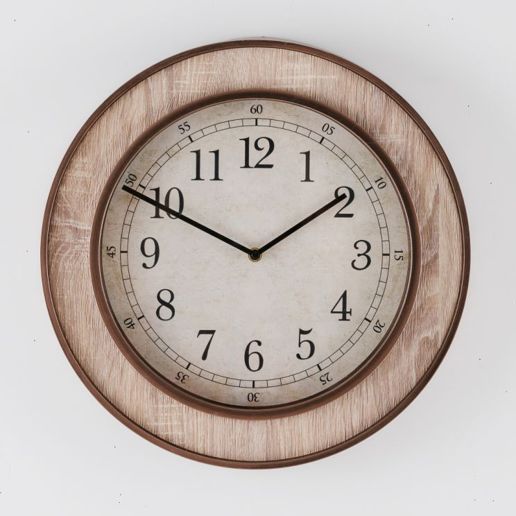 Zegar Ścienny Weber