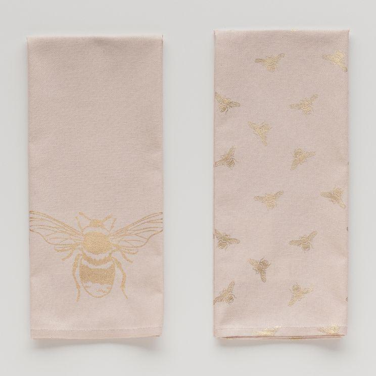 Komplet Ścierek Bee