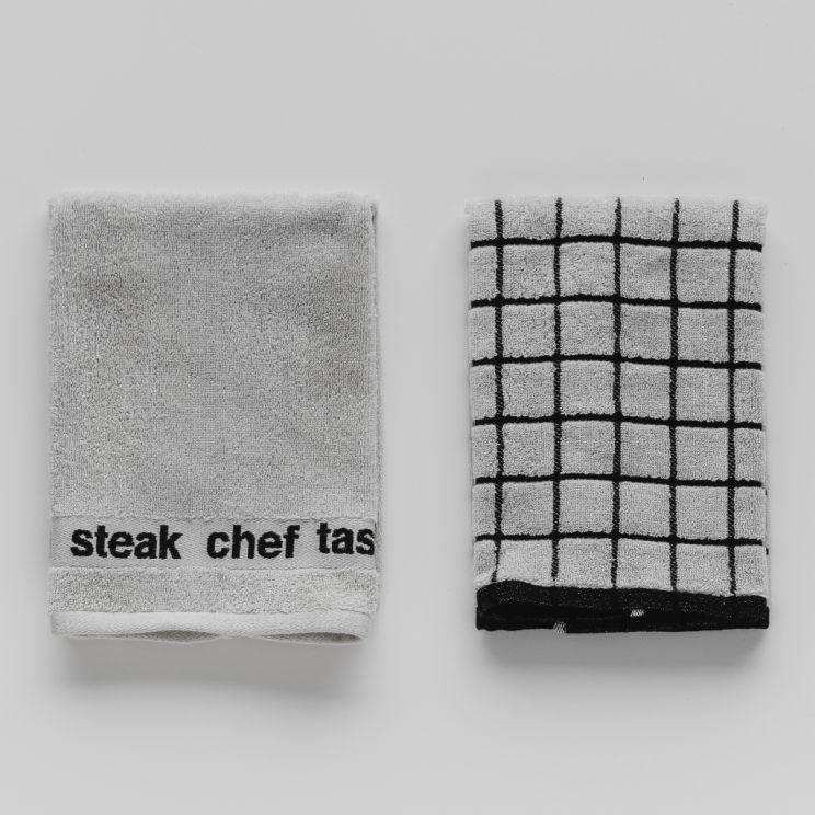 Komplet Ręczników Kuchennych Chefs