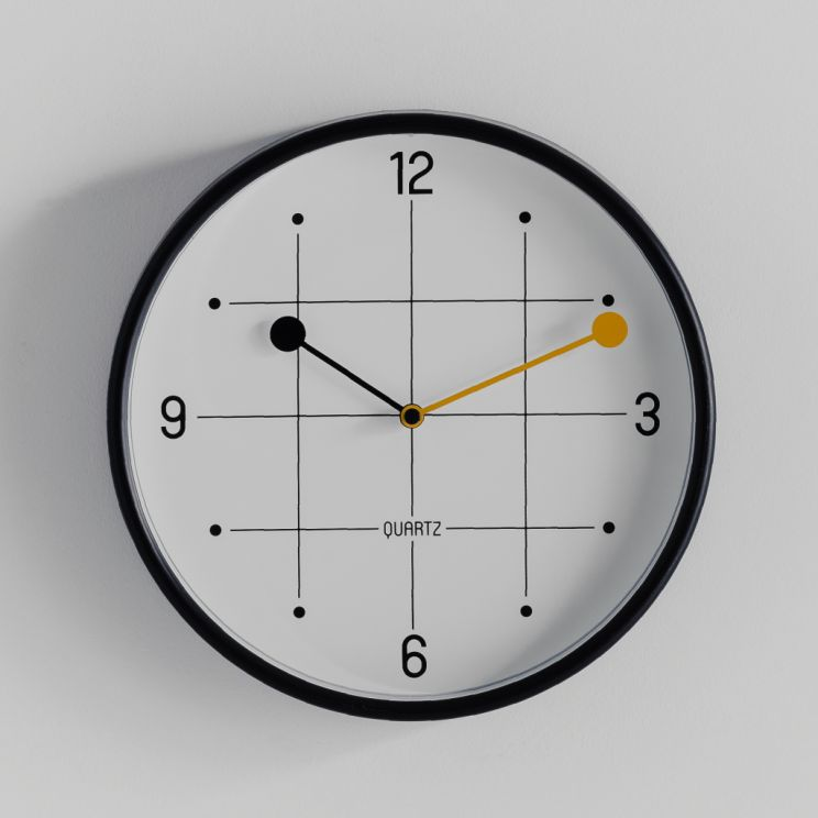 Zegar Ścienny Loca