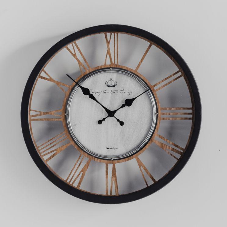Zegar Ścienny Eroma Wood 2