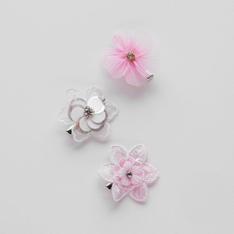 Komplet Spinek Flowerty