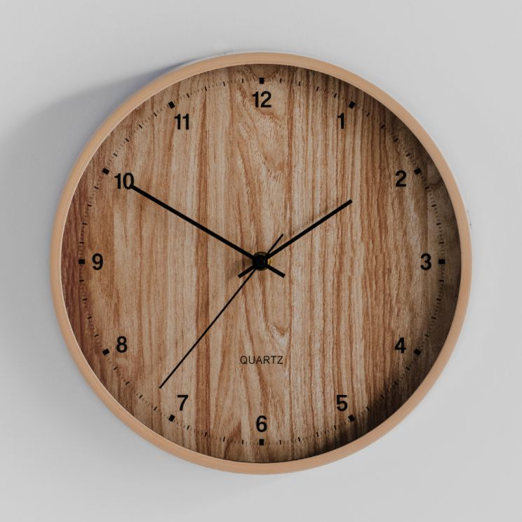 Zegar Ścienny Deluso
