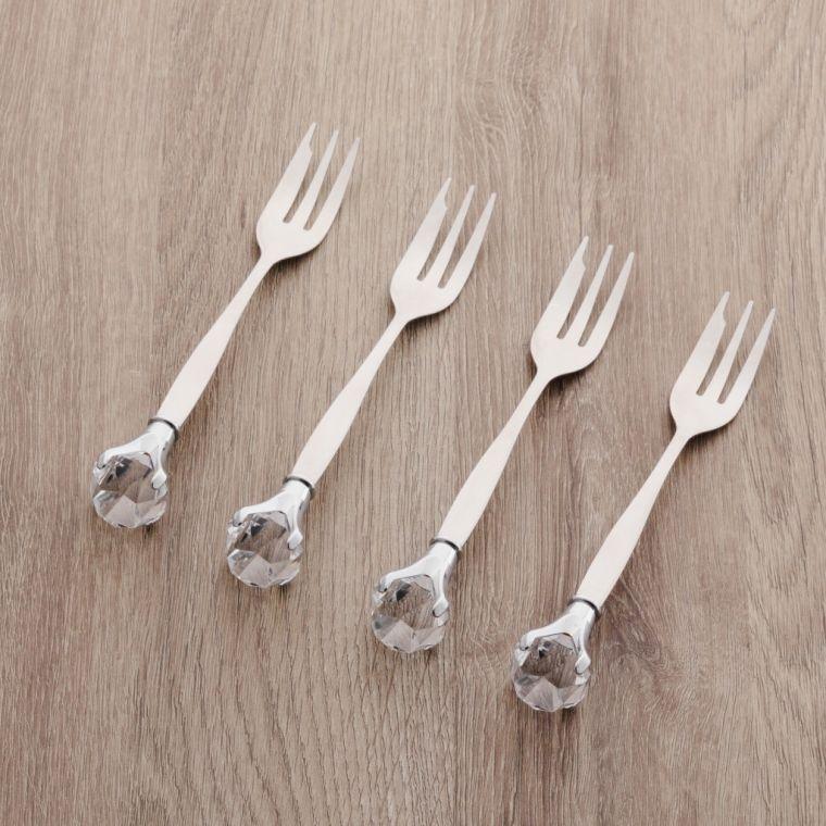 Komplet 4 Widelczyków Diamond