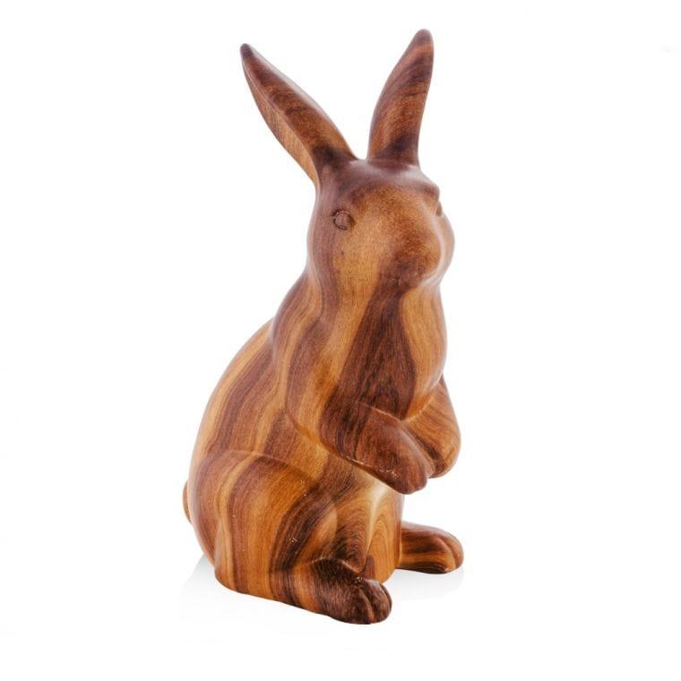 Figurka Woodenrabbit