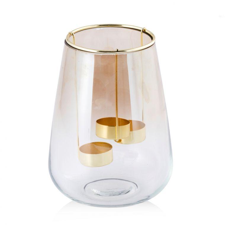 Świecznik Glasstrio