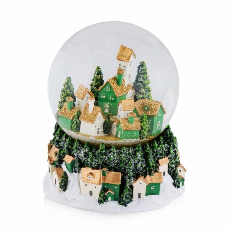 Kula Śnieżna Christmas Village Small