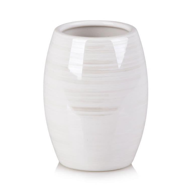 Pearl Toothbrush Mug
