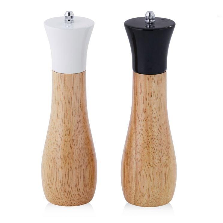 Zestaw Młynków Manualnych Double Wood