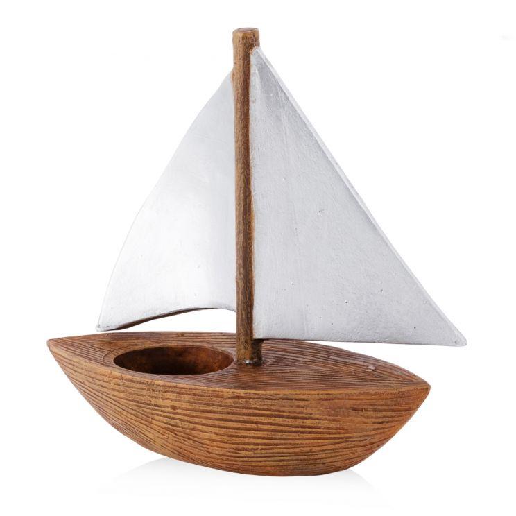 Świecznik Woodenboat
