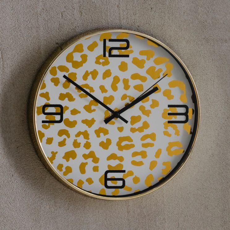 Zegar Ścienny Patterni