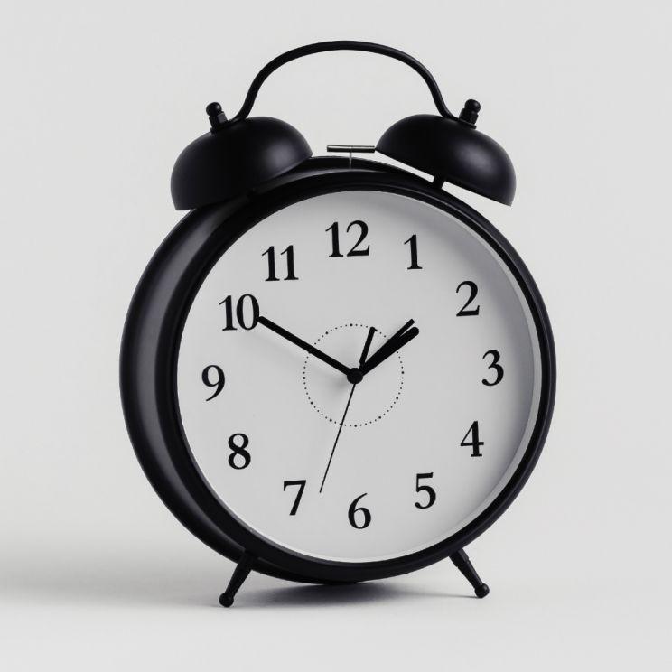 Zegar Stołowy Lapan