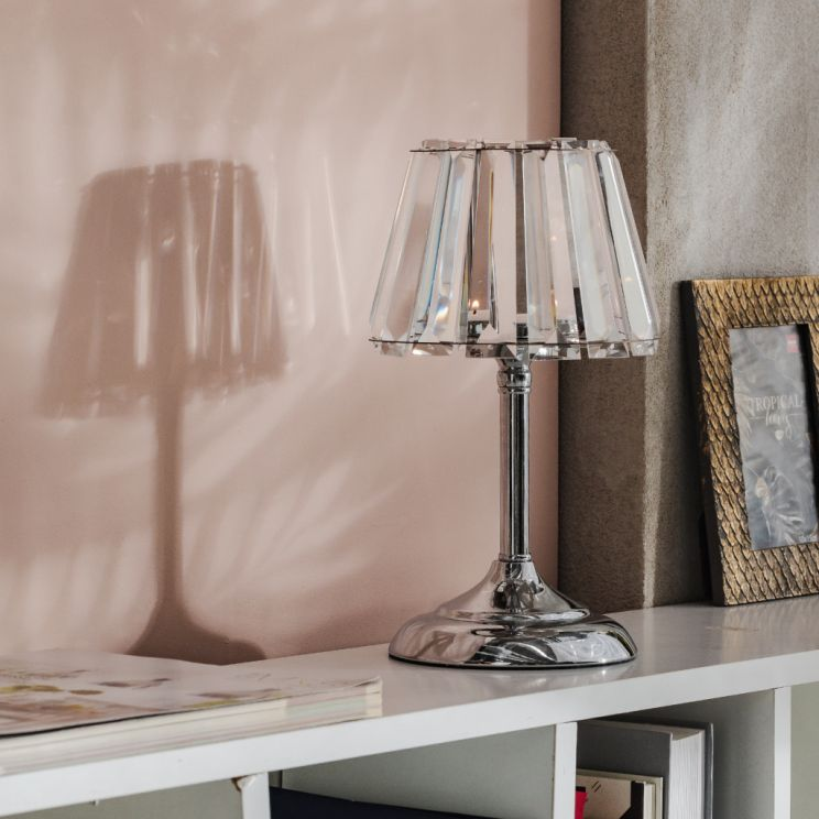 Świecznik Squarines Lamp