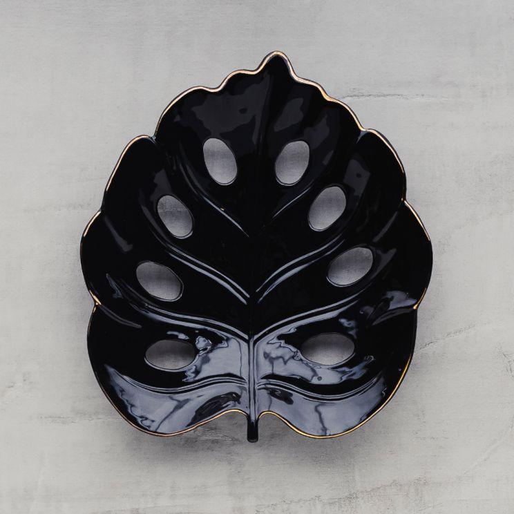 Patera Dekoracyjna Palma Leaf