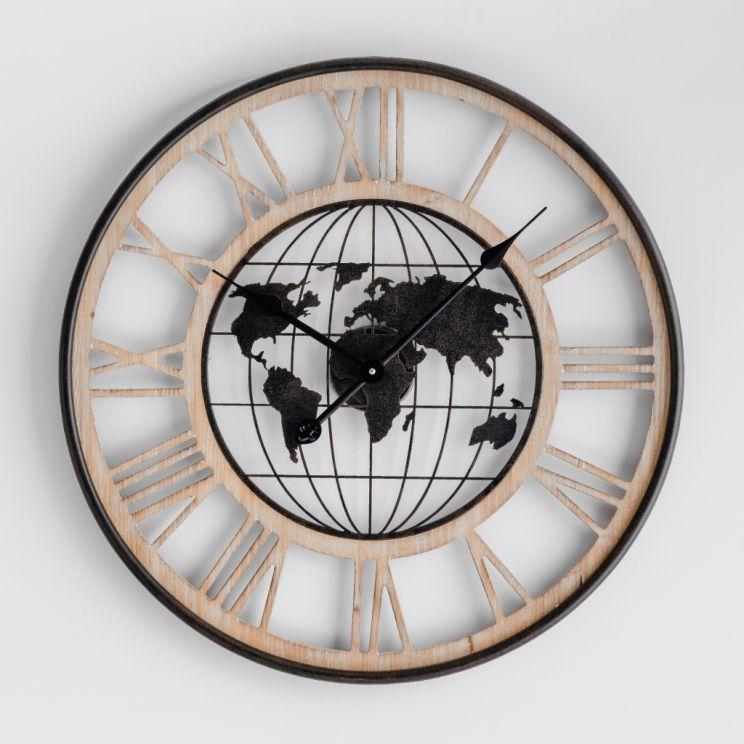 Zegar Ścienny Canella
