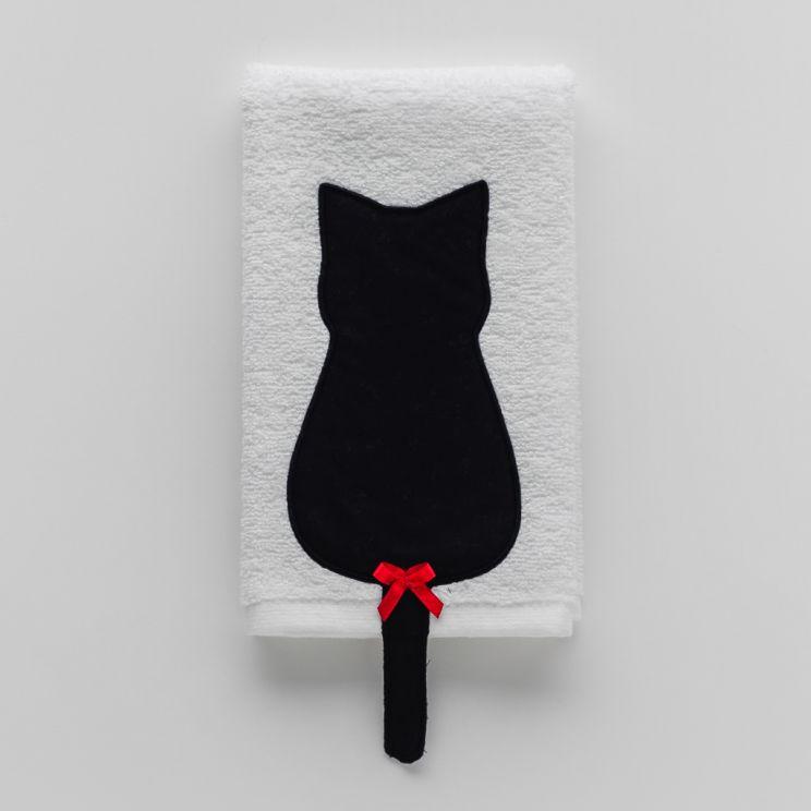 Ręcznik Kuchenny Bow Cat