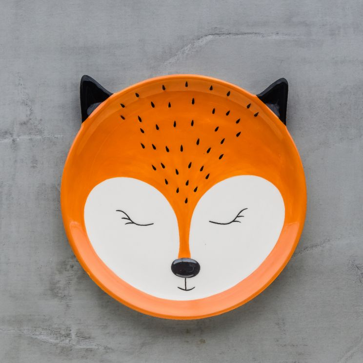 Talerz Deserowy Mrs Fox