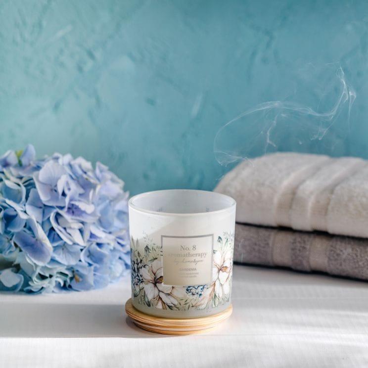 Świeca Zapachowa Astille Glass