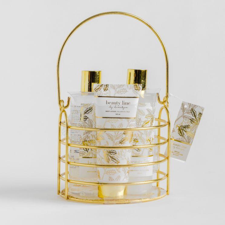 Komplet Kosmetyków Tenderly Basket