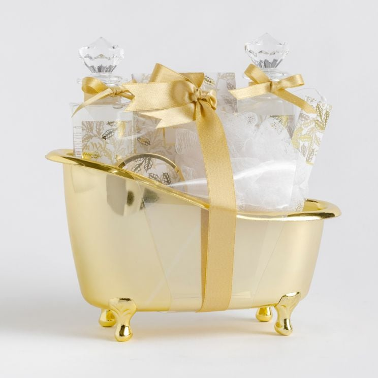 Komplet Kosmetyków Tenderly Bath