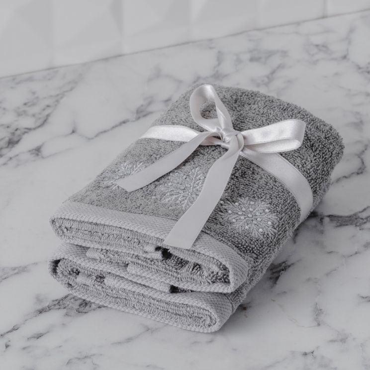 Komplet Ręczników Snowis 30x50 cm