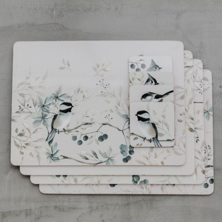 Zestaw Podkładek Dekoracyjnych I Pod Kubek Robini
