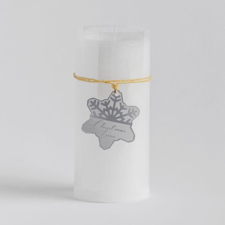 Świeca Zapachowa Snowflaky