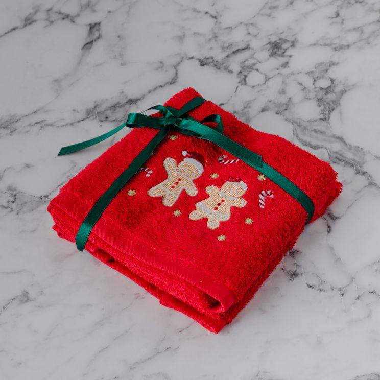 Komplet Ręczników Gingersky 30x50 cm