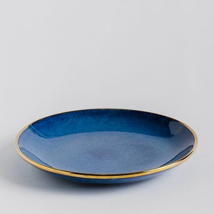 Talerz Deserowy Lazuli