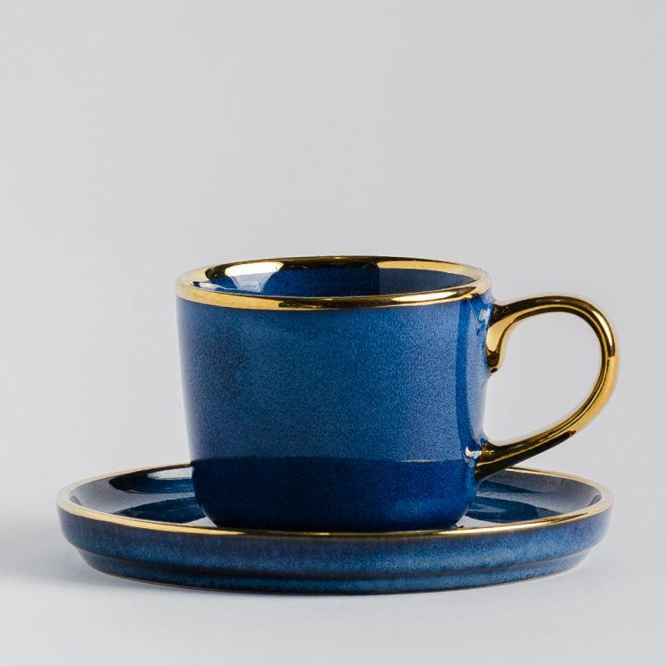 Filiżanka Ze Spodkiem Lazuli