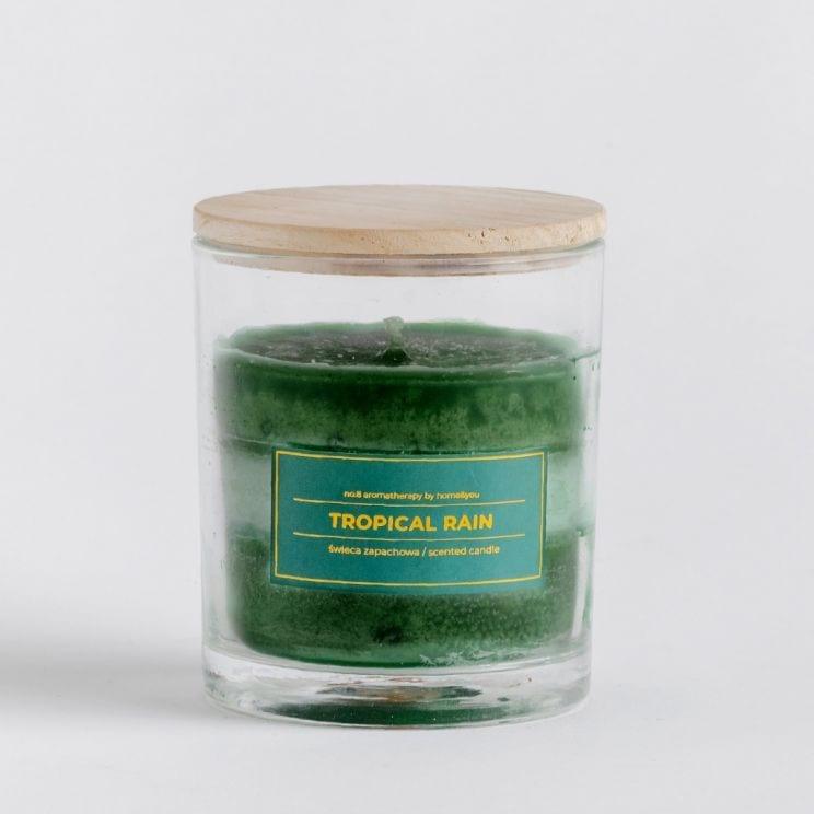 Świeca Zapachowa Tricolour Wood
