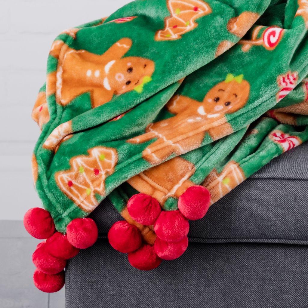 Koc-Gingero-najlepsze-okazje-święta-promocja-zielony-pompony