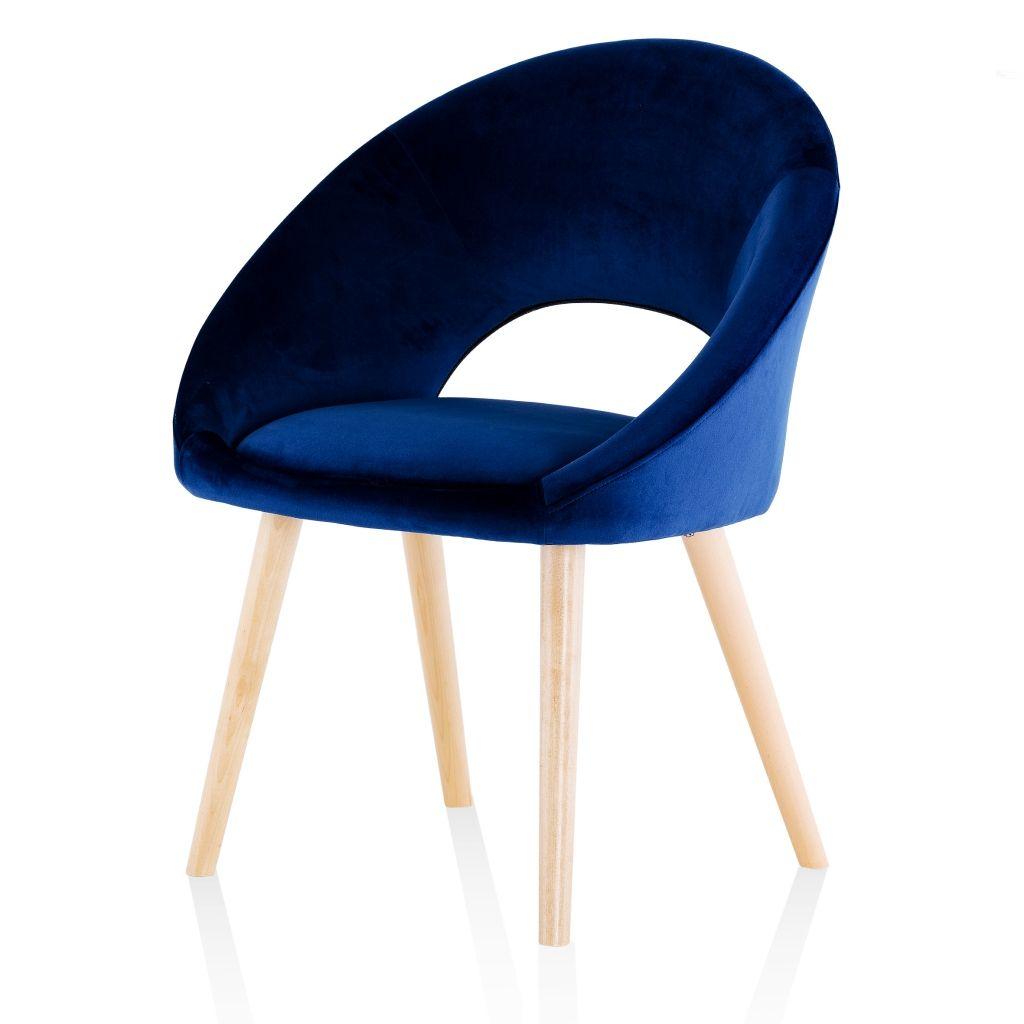 Krzesło-Laluna-niebieskie