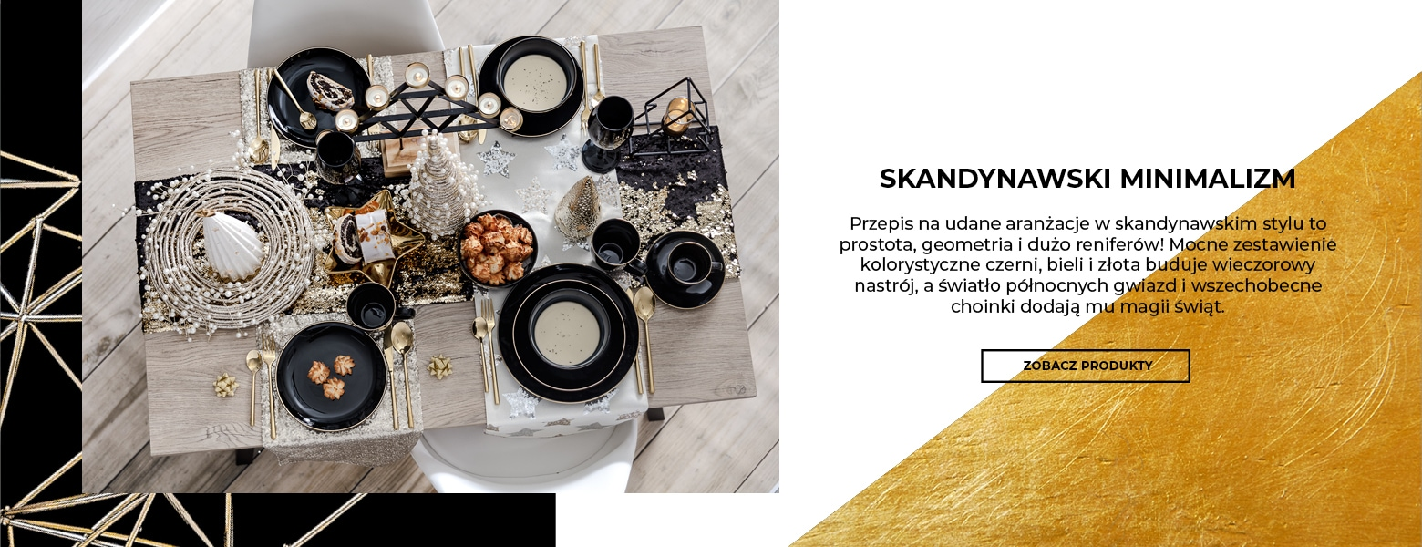 Kolekcja SCANDIC GOLD
