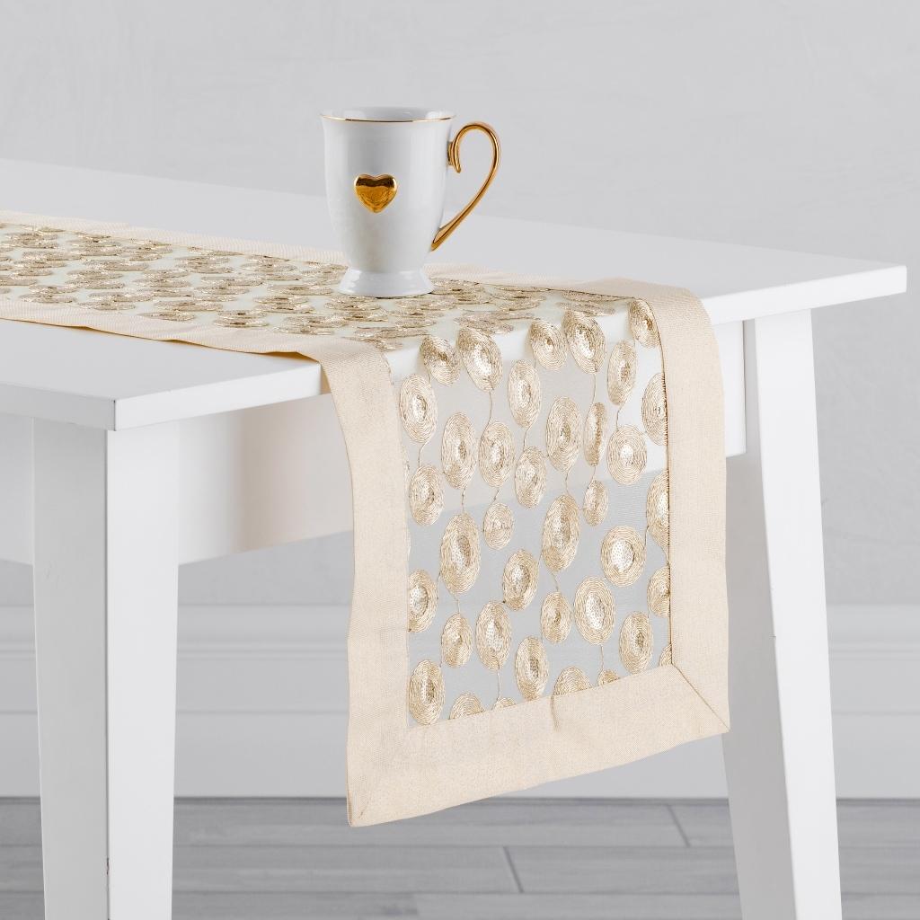 tekstylia do kuchni bieżnik bilbao - home&you